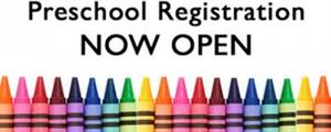 Preschool Openings Available