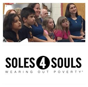 Osage Students Presented Soles 4 Souls Project to the Board of Education