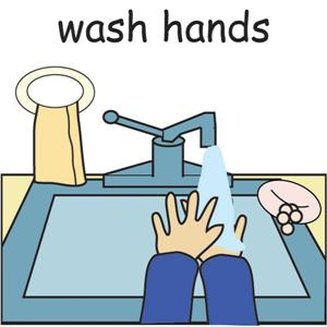 Jacobus, L. / Steps to Handwashing