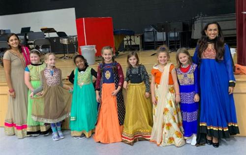 Diwali Celebration Assembly