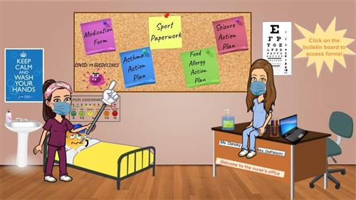 Virtual Nurse Office