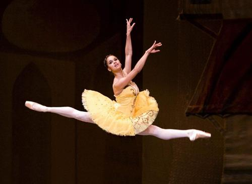 Misty Copeland (dance picture)