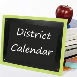 Click here for the district calendar!