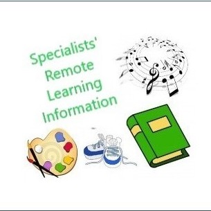 Specialists' Remote Learning Information