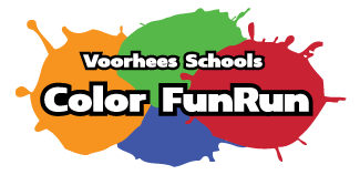 Voorhees Color Run Information