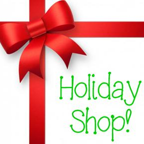 Holiday Shop Class Schedule